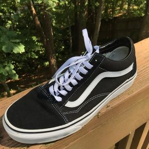 VANS Off the Wall Old Skool skate sneakers